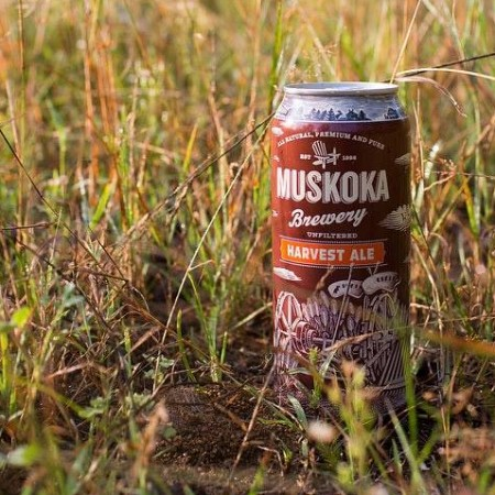 Muskoka Brewery Releasing 2018 Edition of Harvest Ale