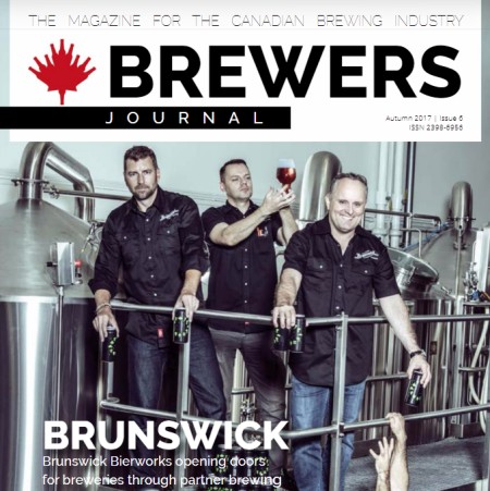 The Brewers Journal Canada Autumn 2017 Issue Now Available