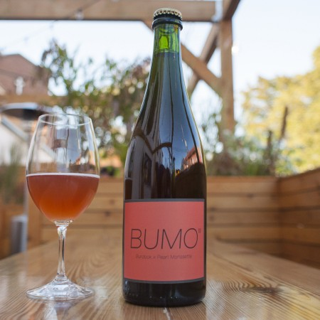 Burdock Releasing BUMO III Beer-Wine Hybrid