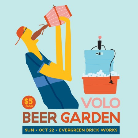 Cask Days Announces Details of Volo Beer Garden Event