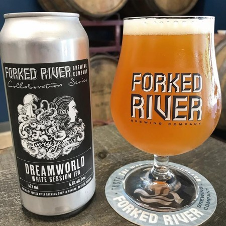 Forked River Brewing Releases Collaboration with Indie Band Ivory Hours