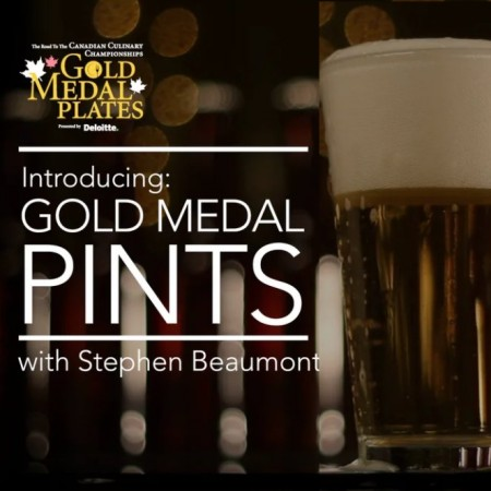 Gold Medal Plates Launches Gold Medal Pints Invitational Beer Competition