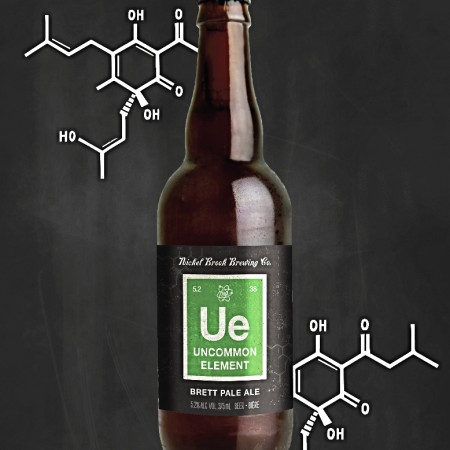 Nickel Brook Uncommon Element Brett Pale Ale Now Available Across Ontario
