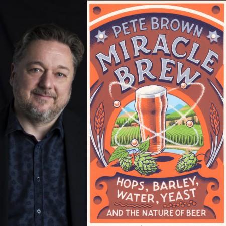 "Pete Brown Announces Toronto Dates on ""Miracle Brew"" Book Tour"