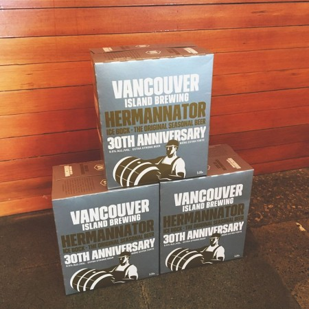 Vancouver Island Hermannator Ice Bock Returns for 30th Year