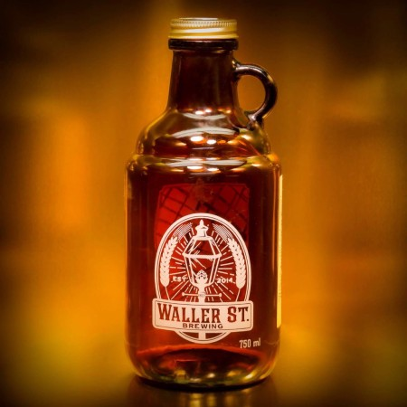 Waller St. Brewing Releasing Giggle Water Lager