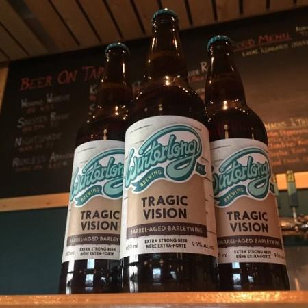 Winterlong Brewing Releases Tragic Vision Barley Wine