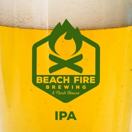 Beach Fire IPA Now Available