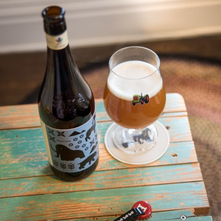 Beau's Finishes Ottawa 2017 Series with Glacial Gruit