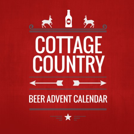 Breweries in Ontario's Cottage Country Announce DIY Beer Advent Calendar