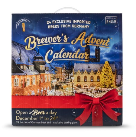 German Brewer's Advent Calendar Now Available in Select ...