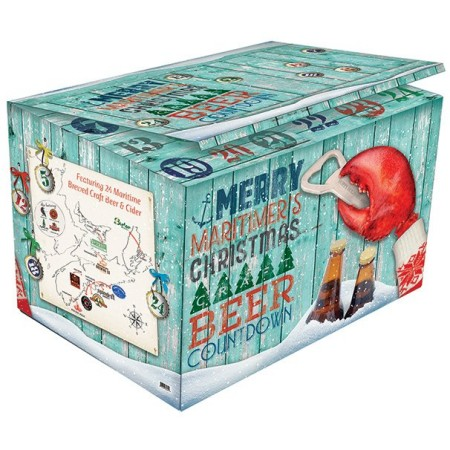 Maritime Craft Beer Advent Calendar for 2017 Now Available