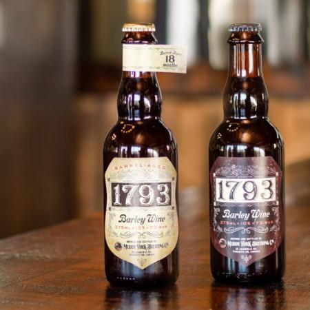 Muddy York Brewing Releasing Barrel-Aged 1793 Barley Wine This Weekend