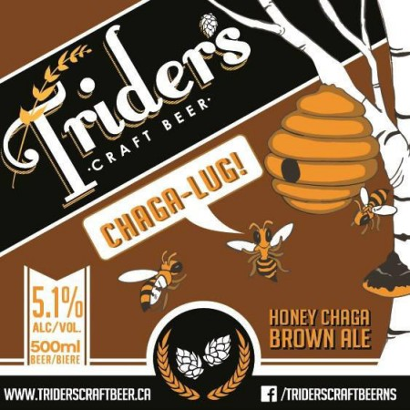 Trider's Chaga-Lug Brown Ale Now Available