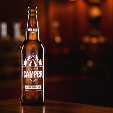 Village Brewery & Camp Hoo-Ha Releasing Village Camper Charity Beer