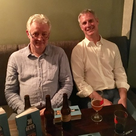 Stephen Beaumont & Tim Webb Among Winners at British Guild of Beer Writers' Awards 2017