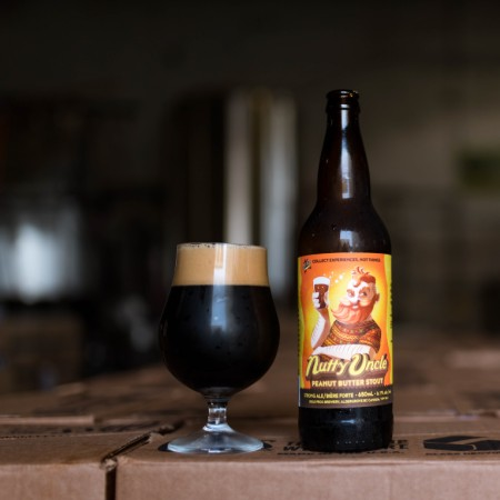 Dead Frog Brewery Brings Back Nutty Uncle Peanut Butter Stout
