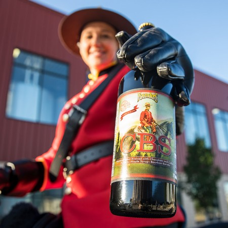 Founders Brewing Canadian Breakfast Stout Coming to Ontario