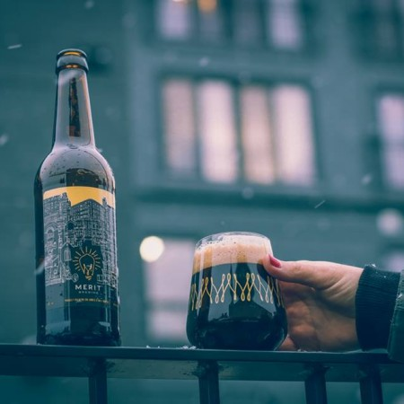 MERIT Brewing Releasing Nowhere Imperial Stout