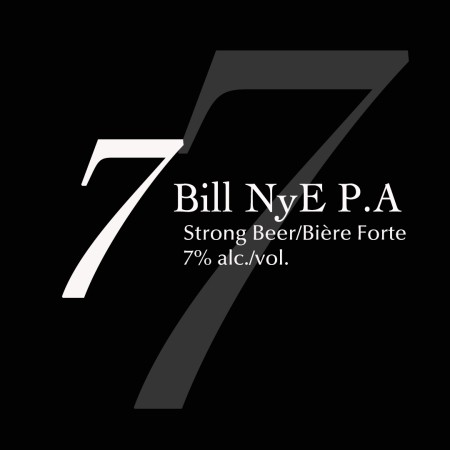 The Exchange Brewery Releases Bill NyE P.A. Vermont-Style IPA