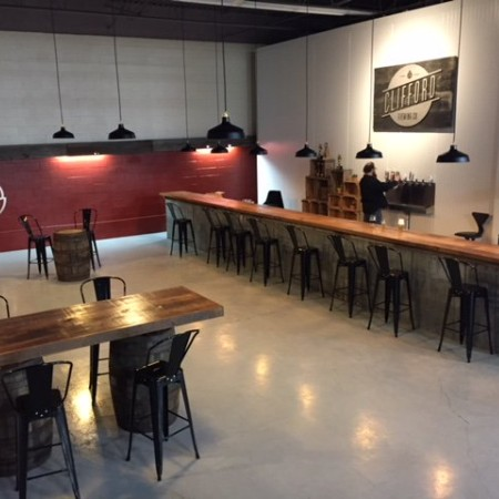 Clifford Brewing Opens Brewery & Taproom in Hamilton