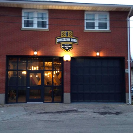 Concession Road Brewing Opening Next Month in Ontario's Haldimand County