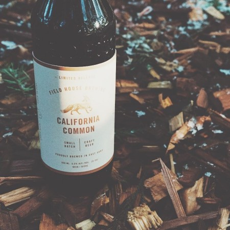 Field House Brewing Brings Back California Common