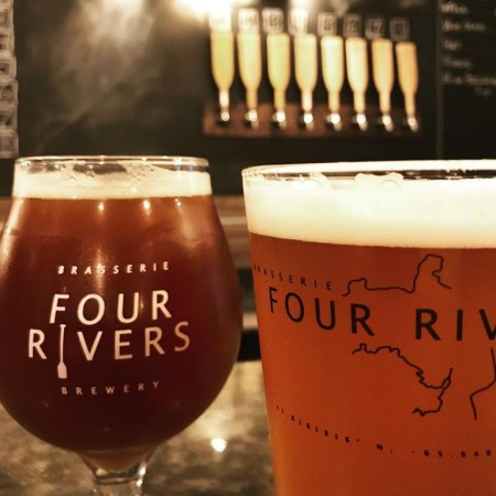 Four Rivers Brewing Now Open in Bathurst, NB