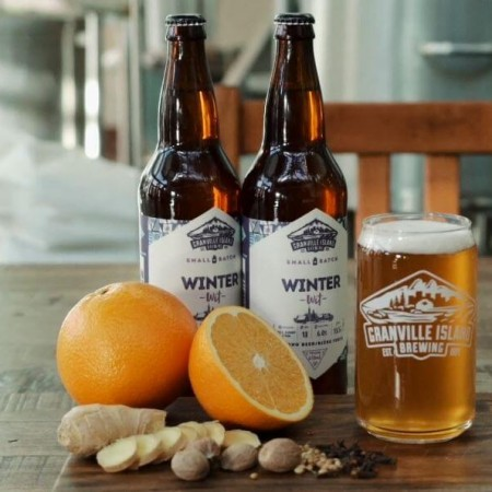 Granville Island Small Batch Series Continues with Winter Wit
