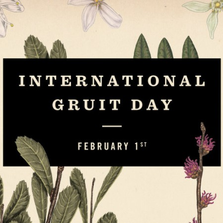 Participating Breweries Announced for International Gruit Day 2018