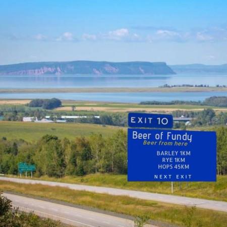 Horton Ridge Malt & Grain Releasing Beer of Fundy This Weekend