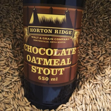 Horton Ridge Launches Bottle Series with Chocolate Oatmeal Stout