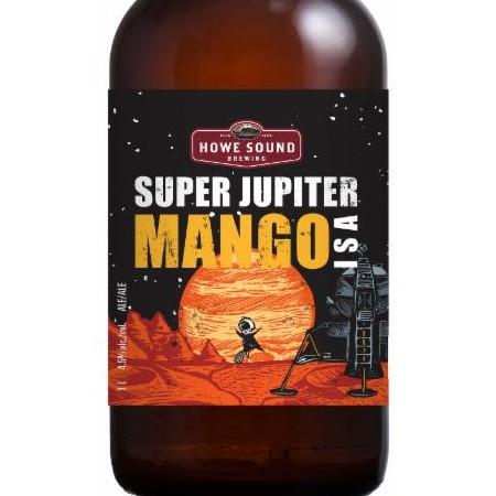 Howe Sound Super Jupiter Returns with New Recipe & Flavour