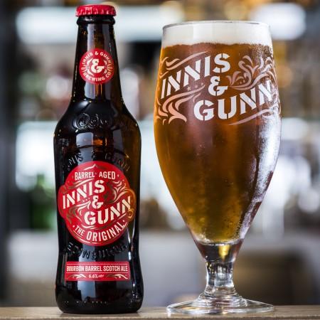 Innis & Gunn Announces Rebranding & New Aging Process for Core Brands