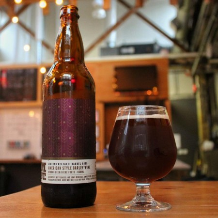 Main Street Brewing Releases Barrel Aged American Style Barley Wine