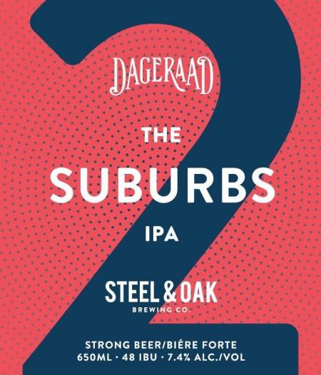 Steel & Oak and Dageraad Releasing The Suburbs 2 IPA