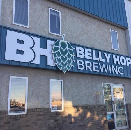 Belly Hop Brewing Now Open in Red Deer