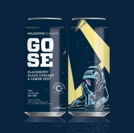 Collective Arts Brewing Releasing New Flavoured Gose This Weekend