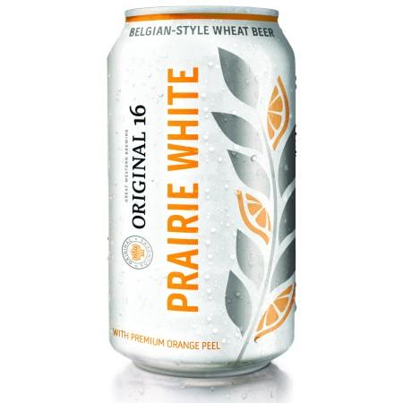 Great Western Brewing Releases Original 16 Prairie White