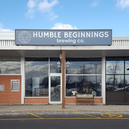 Humble Beginnings Brewing Holding Official Grand Opening This Weekend
