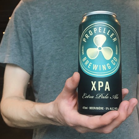 Propeller Brewing Releasing XPA Extra Pale Ale