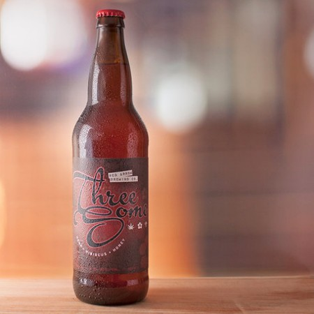 Red Arrow Brewing Brings Back Threesome Ale