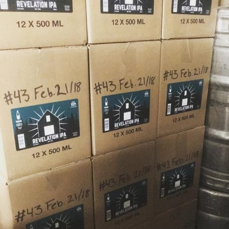 Think Brewing Releases Bottles of Revelation IPA