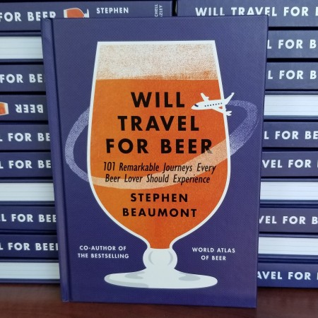 """Stephen Beaumont Holding Toronto Release Event for """"Will Travel for Beer"""""""