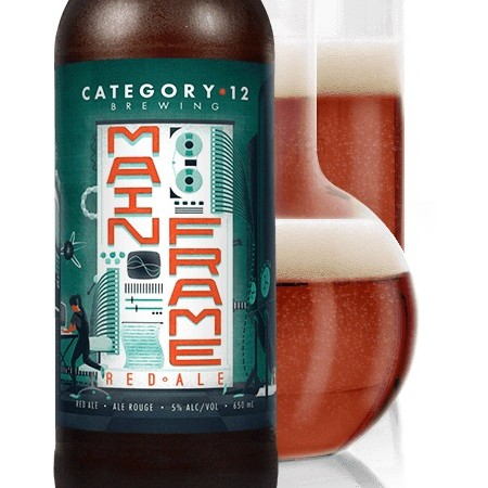Category 12 Brewing Releases Mainframe Red Ale