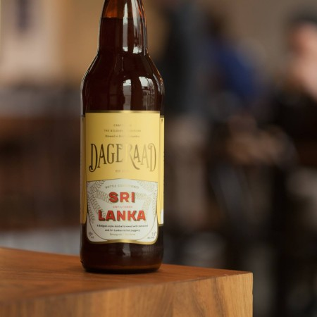 Dageraad Brewing Brings Back Sri Lanka Dubbel