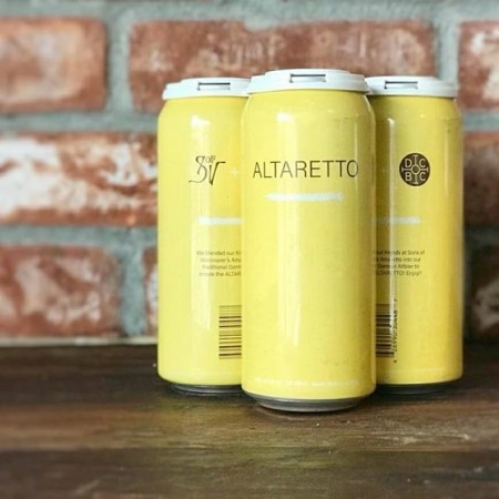 Doan's Craft Brewing and Sons Of Vancouver Distillery Bring Back Altaretto