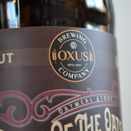 Oxus Brewing Launching First Beers in Winnipeg