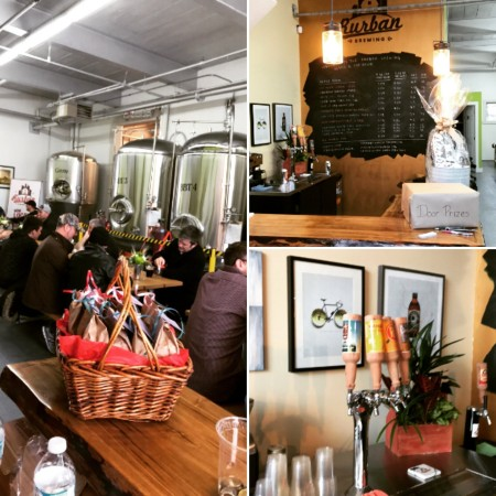 Rurban Brewing Opens Expanded Taproom