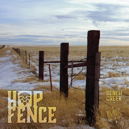 Bench Creek Brewing & Black Bridge Brewery Releasing Interprovincial Collaboration